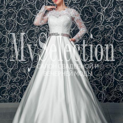 Свадебное платье, модель MS-45