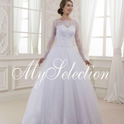 Свадебное платье, модель 0743
