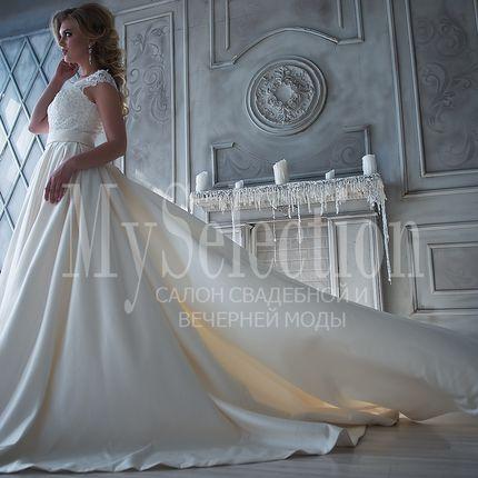 Свадебное платье, модель MS-52