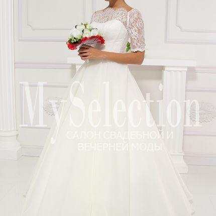Свадебное платье, модель 17732