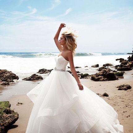 Свадебное платье, модель MS-61