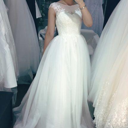 Свадебное платье, модель MS-71