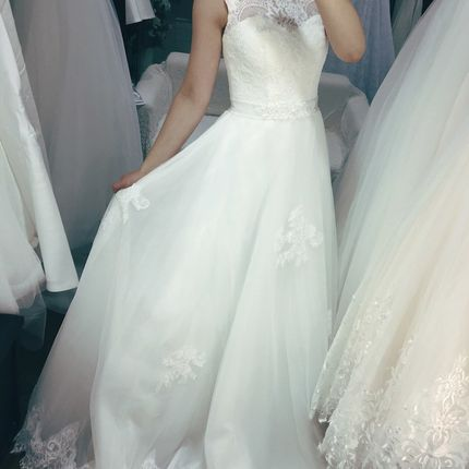 Свадебное платье, арт. MS-77