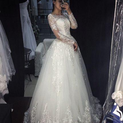 Свадебное платье, модель MS-88