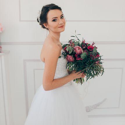Образ невесты без репетиции