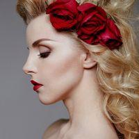 #макияж :Светлана Малая #причёска : Ольга Шупулина #модель :Юля Иваниченко #фотограф :Маша Грибанова