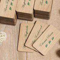 Банкетная карточка для рассадки гостей, цена за 1 шт