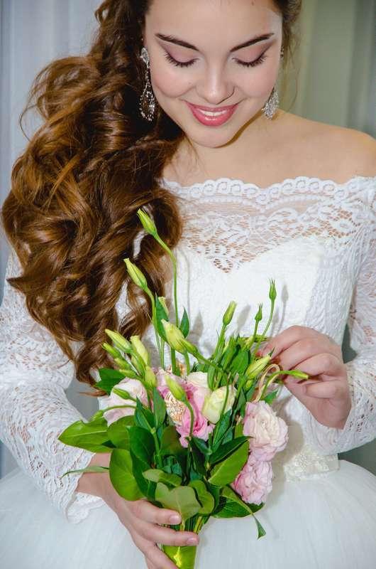 Фото 14899712 в коллекции Свадебный альбом. Невесты - Визажист-стилист Елена Трушина