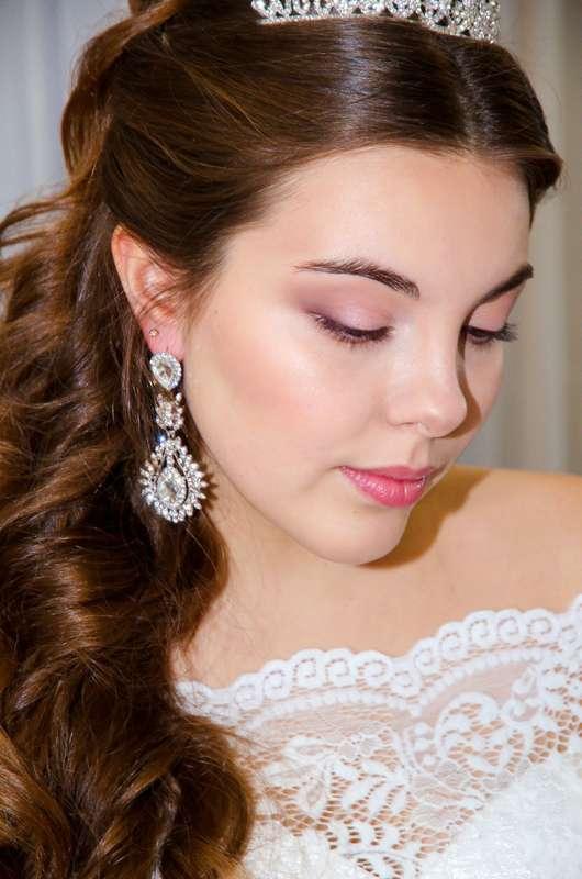 Фото 14899714 в коллекции Свадебный альбом. Невесты - Визажист-стилист Елена Трушина