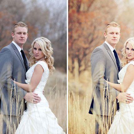 Свадебная ретушь, цена за 1 фото