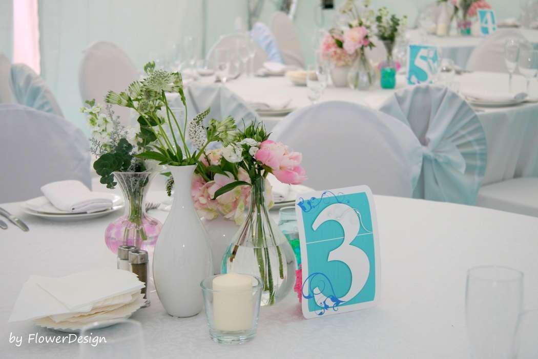 """стол гостей - фото 1406923 Мастерская декора """"Flowerdesign"""""""