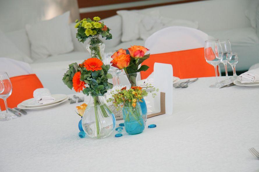 """стол гостей - фото 1406927 Мастерская декора """"Flowerdesign"""""""