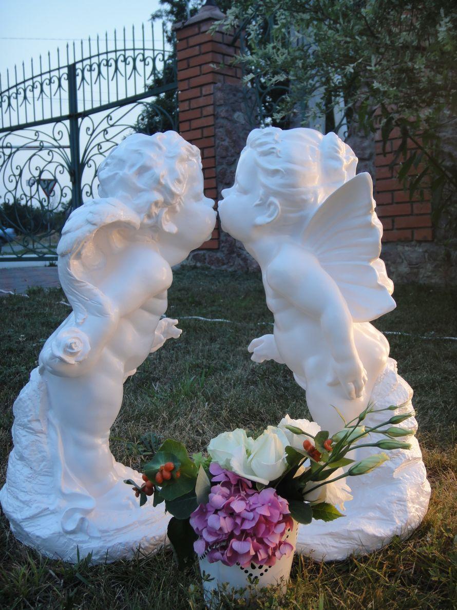 Фото 15229828 в коллекции Свадьба в розовых тонах - Студия флористики и декора Eventkyivua
