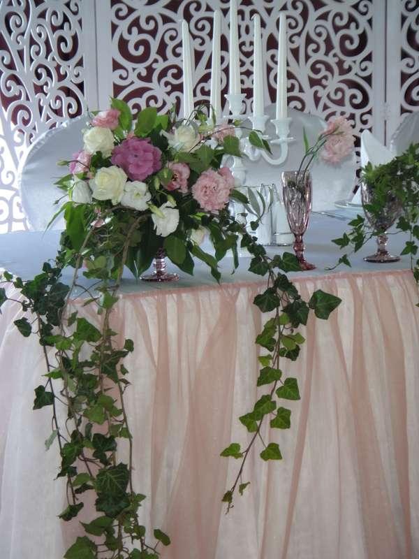 Фото 15229842 в коллекции Свадьба в розовых тонах - Студия флористики и декора Eventkyivua