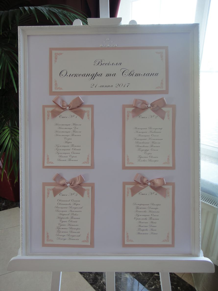 Фото 15229846 в коллекции Свадьба в розовых тонах - Студия флористики и декора Eventkyivua