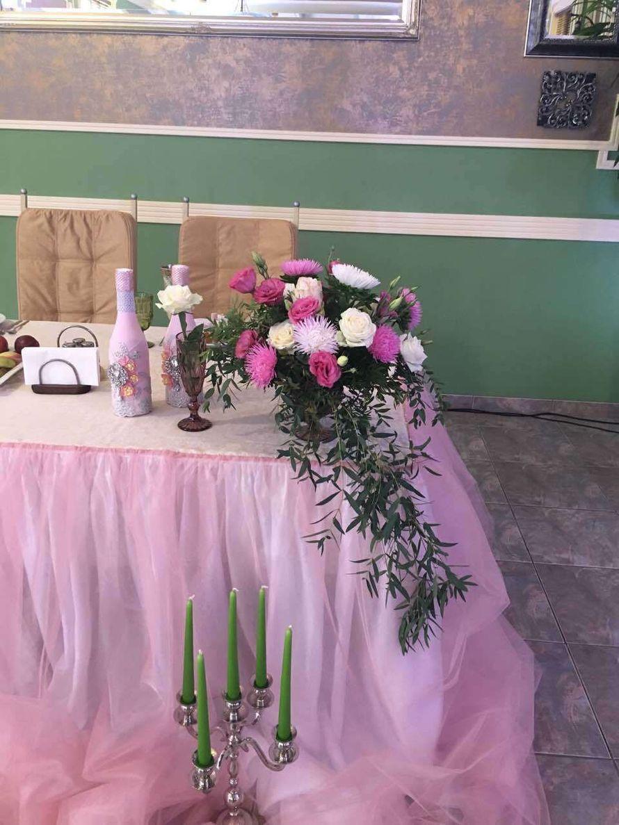 Фото 15683102 в коллекции Свадьба в розовых тонах - Студия флористики и декора Eventkyivua