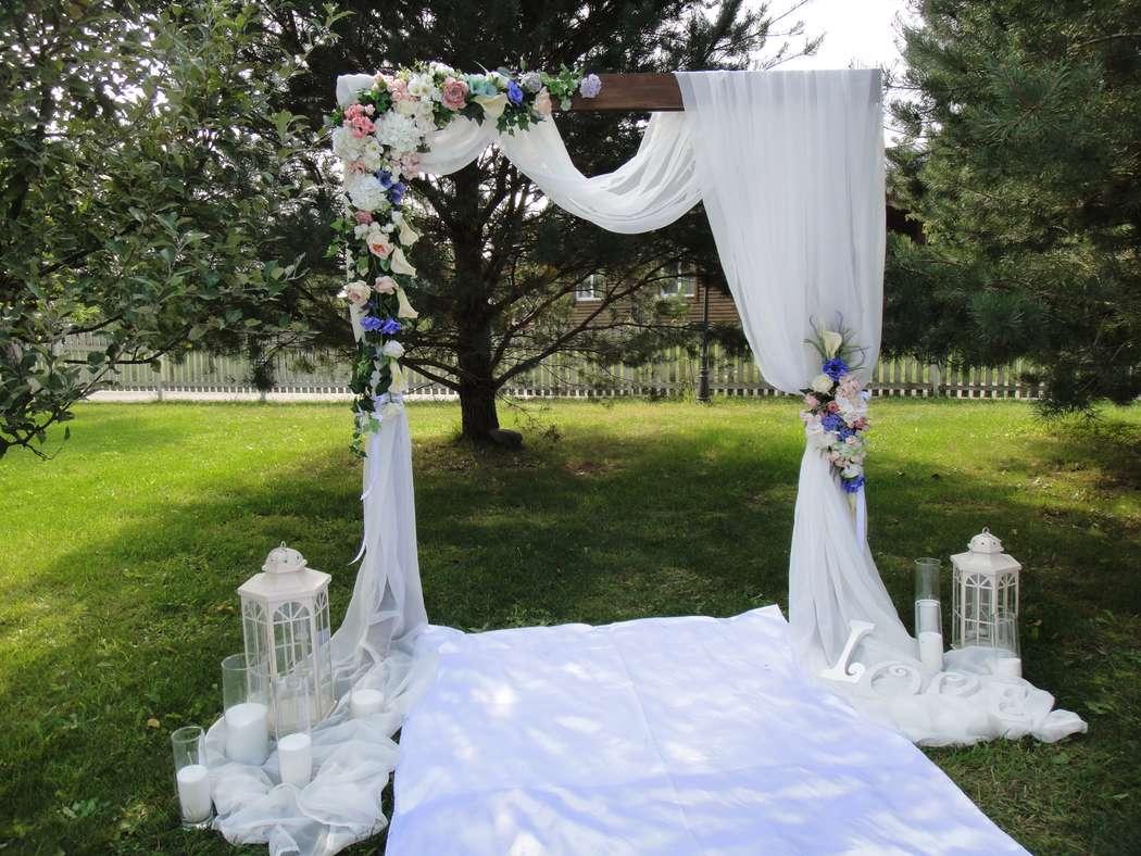 Фото 15683108 в коллекции Свадьба в розовых тонах - Студия флористики и декора Eventkyivua