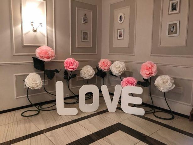 Фото 16457436 в коллекции Свадьба в розовых тонах - Студия флористики и декора Eventkyivua