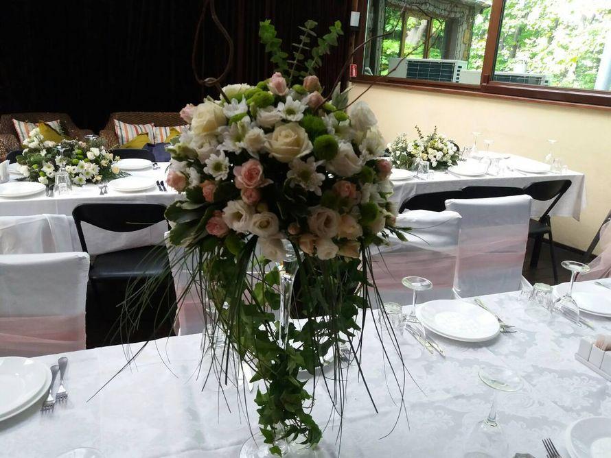Фото 16688290 в коллекции Свадьба в розовых тонах - Студия флористики и декора Eventkyivua