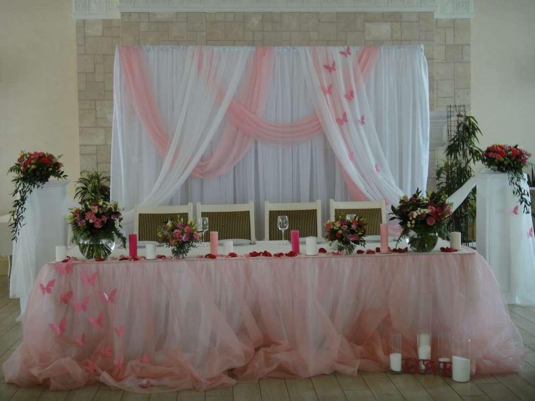 Фото 17588548 в коллекции Свадьба в розовых тонах - Студия флористики и декора Eventkyivua