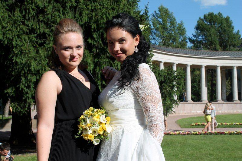 Поздравление на свадьбу сестре невесте
