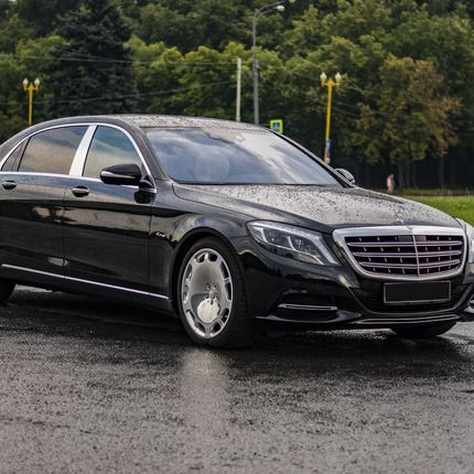 Mercedes-Benz S222 Maybach