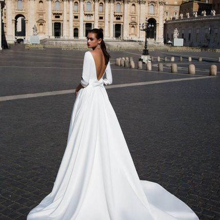 Свадебное платье Бергамо