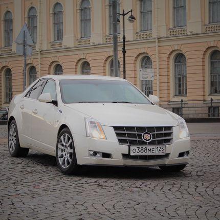 Аренда Cadillac CTS