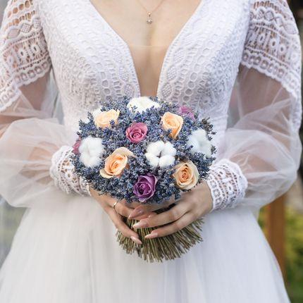 """Букет невесты """"Прованс"""""""