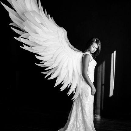 """Фотосъёмка - пакет """"Крылья ангела"""", 1 час"""