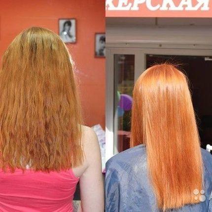 Лечение и Spa-процедуры для волос