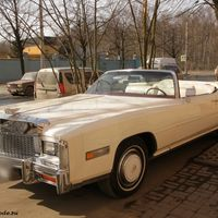 Аренда Cadillac Eldorado White