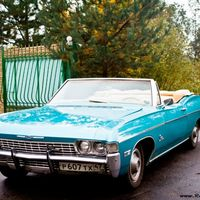 Аренда Chevrolet Impala