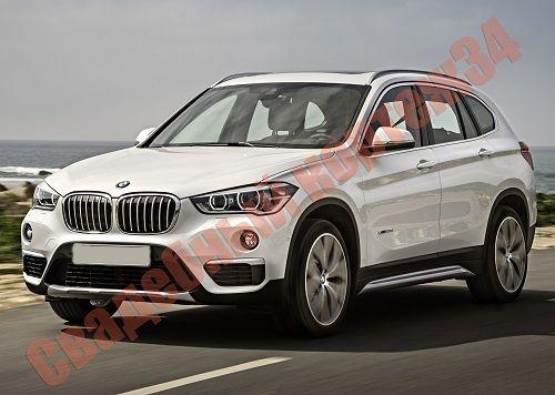 """BMW X1. 4 чел от 1200 руб - фото 11855842 Компания проката авто """"Кортеж 34"""""""