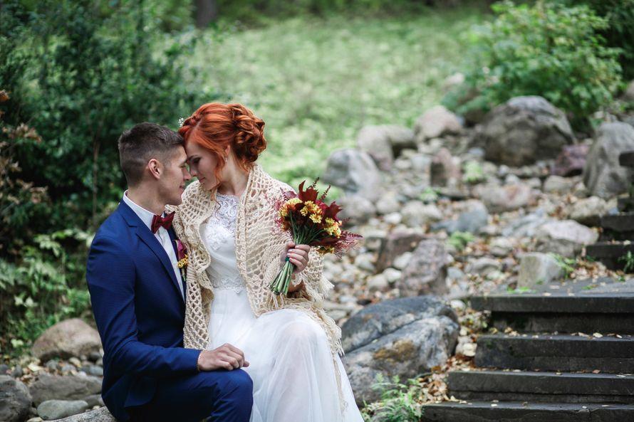 Фото 14038880 в коллекции Настя и Анатолий. Пример свадебного дня. - Фотограф Роман Носов