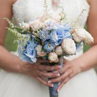 Букет невесты Аси.  Фотограф: Зоя Пьянкова ()