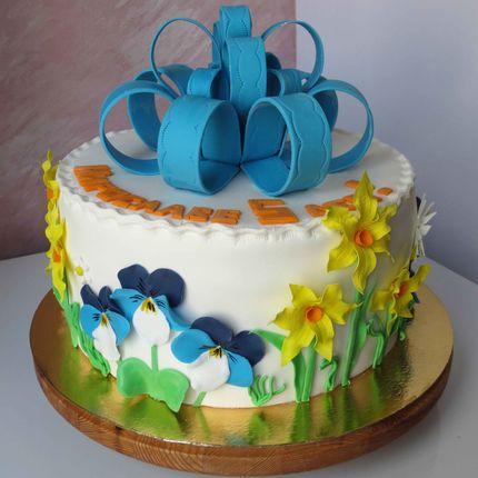 """Торт """"День рождения"""", цена за 1 кг"""