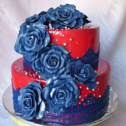 Торт Свадебный, цена за 1 кг