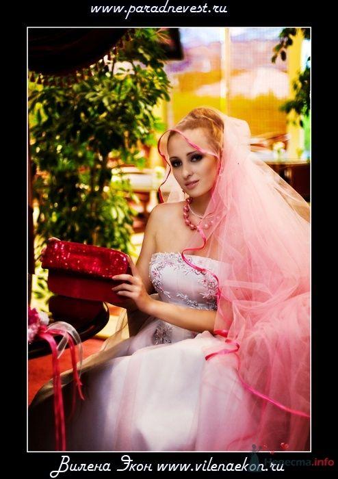 Фото 69490 в коллекции Парад невест VI - Стилист свадебного образа Летуновская Ольга