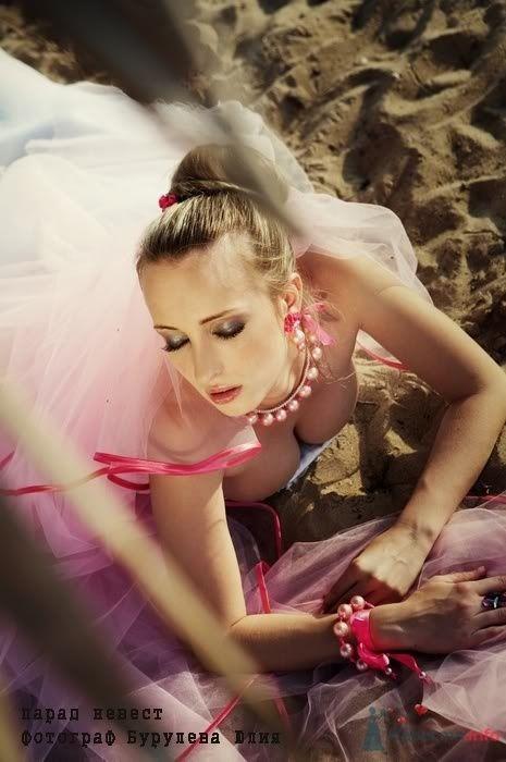 Фото 69494 в коллекции Парад невест VI - Стилист свадебного образа Летуновская Ольга