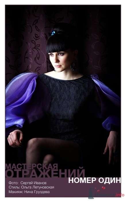 Фото 69497 в коллекции Мастерская отражений - Стилист свадебного образа Летуновская Ольга