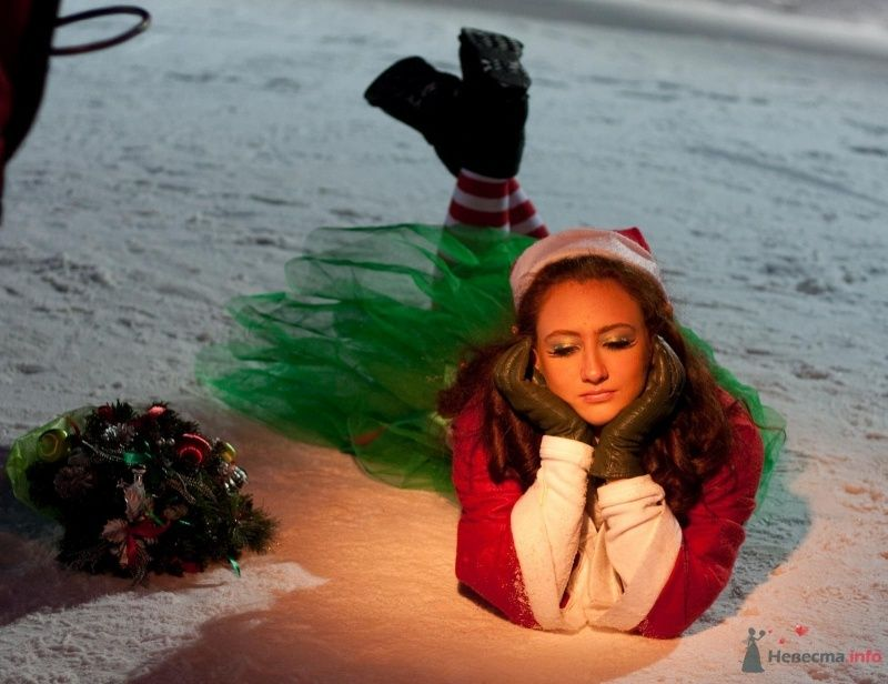 Фото 69532 в коллекции Зимний сказка или Парад невест в феврале - Стилист свадебного образа Летуновская Ольга