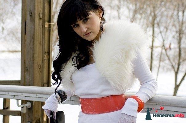 Фото 81789 в коллекции Гламуууур - Стилист свадебного образа Летуновская Ольга