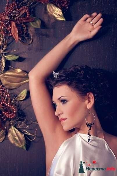 Фото 129041 в коллекции Парад невест VIII - Стилист свадебного образа Летуновская Ольга