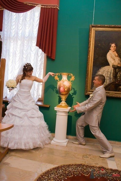 Фото 59720 в коллекции Супер свадьба! - **Ната**