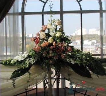 """Фото 35198 в коллекции Комплексное оформление  - Салон """"5 цветов"""""""