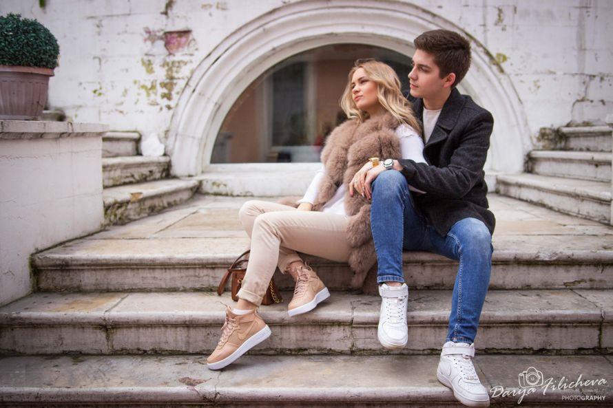 Фото 14098030 в коллекции Love Story Lera&Vadim - Фотограф Дарья Филичева
