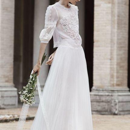 Пошив свадебного платья по индивидуальным меркам