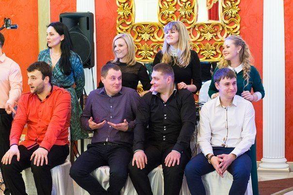 """Фото 4661225 в коллекции Свадьба Романа и Ольги в Первом Доме Торжеств - Event-студия """"Ведущие Вашего Праздника"""""""