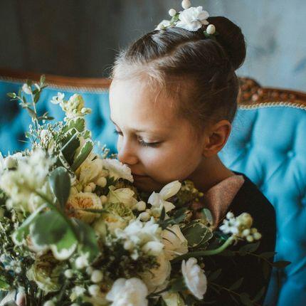 Индивидуальный букет невесты